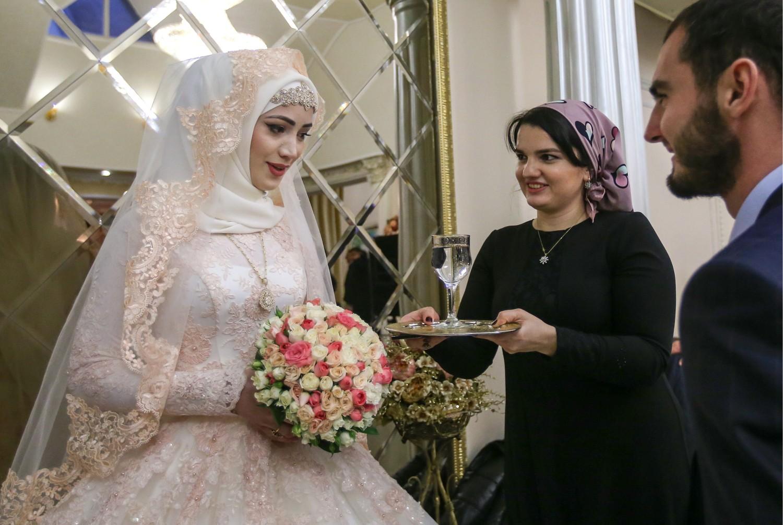Невестку в свадьбе жестко — photo 7