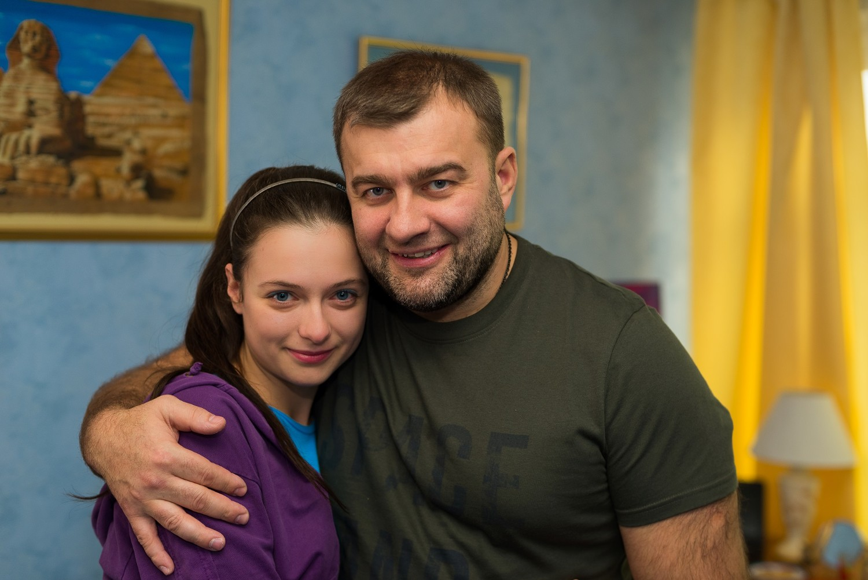 Михаил пореченков семья фото