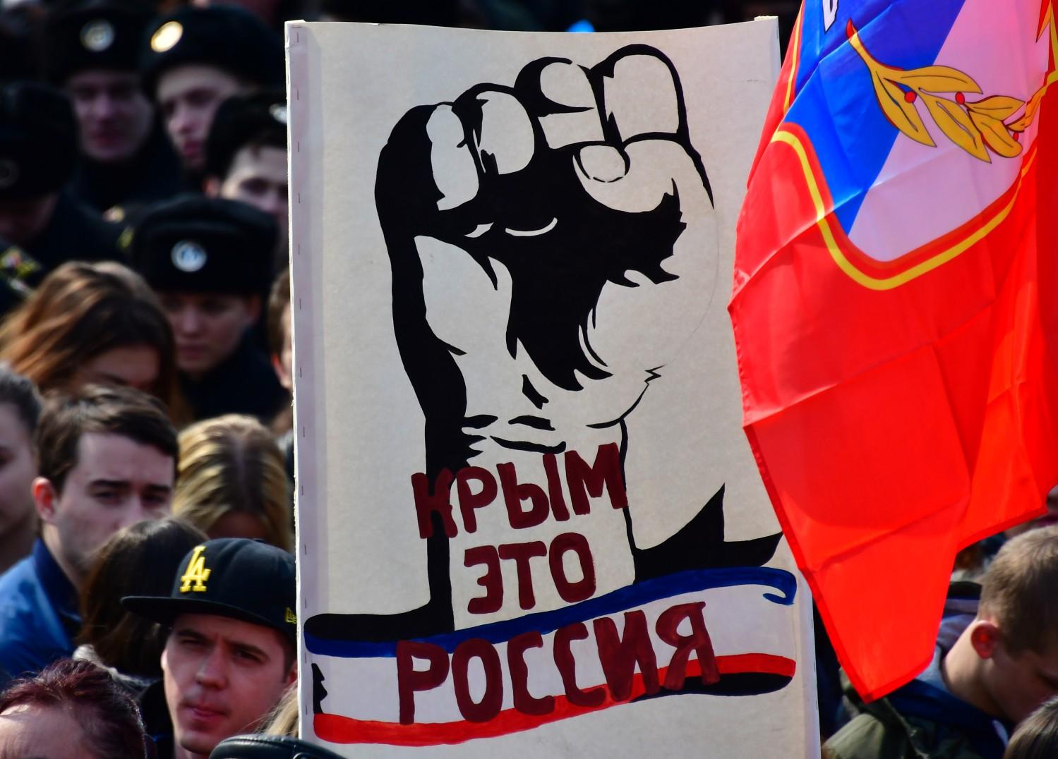 Меркель: «Отделение Крыма соответствовало