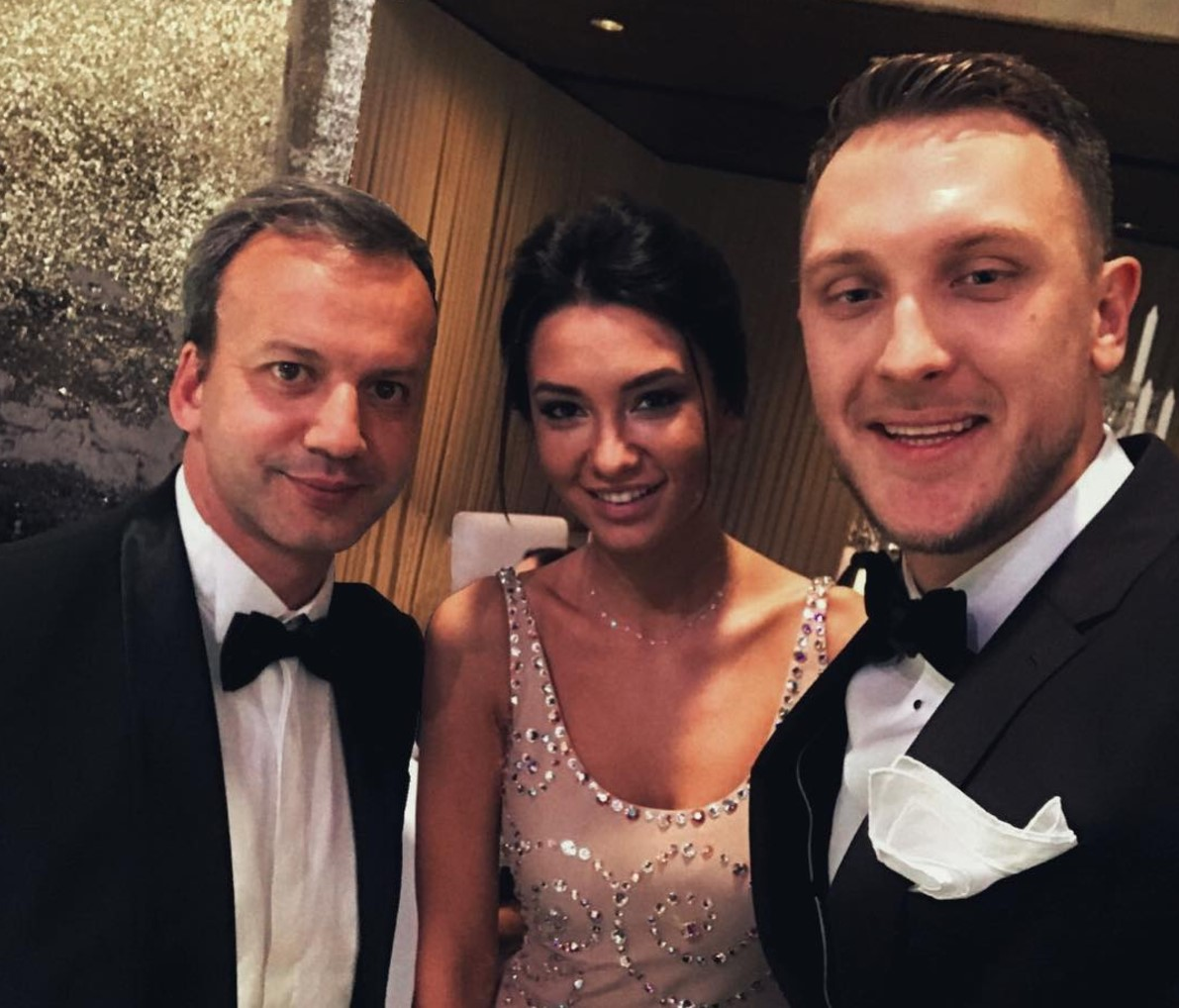 Свадьба Овечкина и Шубской 2017 фото и видео