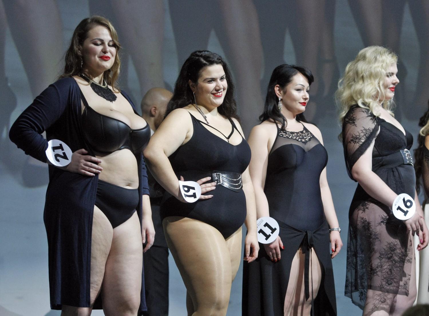 ваш секс красивые украинки толстушки так дамы