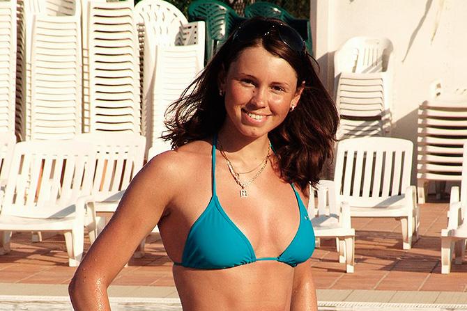 Miriam g ssner bikini
