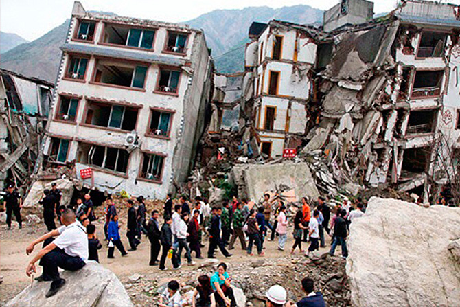 human impact of kashmir earthquake of