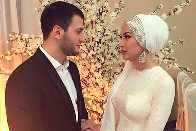 Свадьба саида и ха