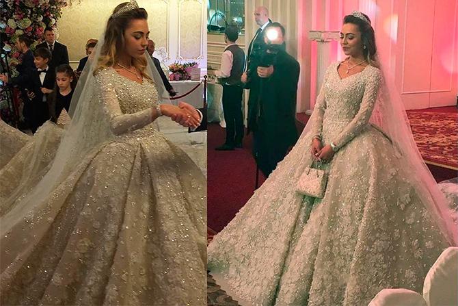 больше фото со свадьбы гуцериева собрали