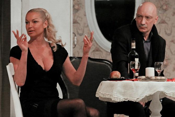 Анастасия волочкова неутомимая секс машина видео
