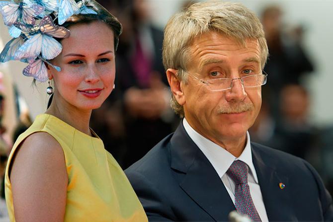 леонид михельсон с женой фото последнее время интенсивное